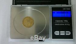 1868 Australia Gold full Sovereign Sydney Queen Victoria