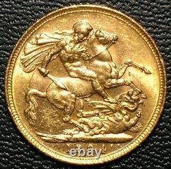 1894 Australia 1 Sovereign