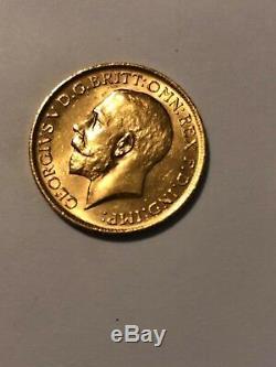 1913 Australia Gold Sovereign