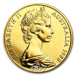 1980 Australia Proof Gold $200 Koala SKU#36694