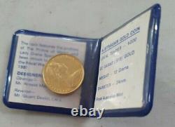 1981 $200 Royal Wedding Uncirculated Gold Coin Royal Australian Mint