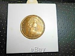 1981 Australian $200 Gold UNC Coin Royal Wedding