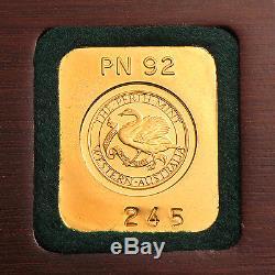 1992 Australian Proof Gold Nugget 5 Coin Set Eagle Privy SKU #73487
