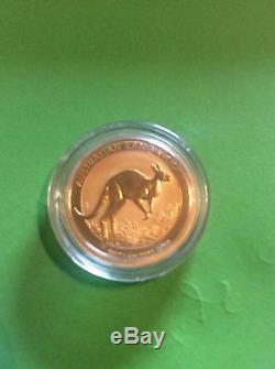 1/4 oz Australian Gold Kangaroo Coin 2017 Bullion