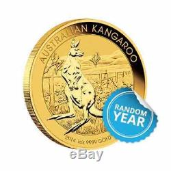 1 oz Gold Australian Kangaroo Coin