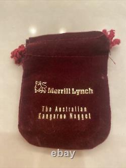 1 oz gold coin australian kangaroo