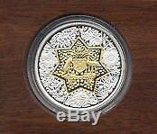 2001 Australian Gold, Silver Bi-Metal $20 Proof Coin FREE POSTAGE