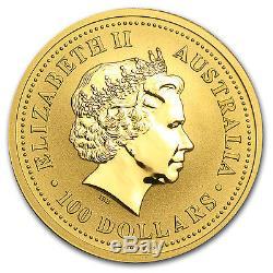 2005 1 oz Gold Australian Nugget Coin SKU #79074