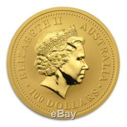 2006 1 oz Australian Gold Nugget Coin SKU #34929