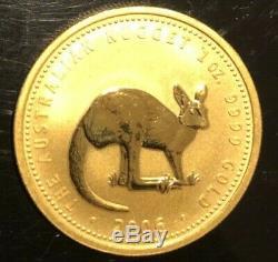 2006 Australian Kangaroo 1oz Gold Coin