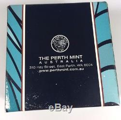 2006 Discover Australia Gold Proof Coin Grey Kangaroo