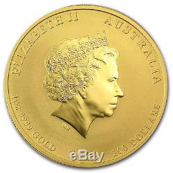 2009 1 oz Gold Australian Perth Mint Lunar Year of the Ox Coin SKU #43919