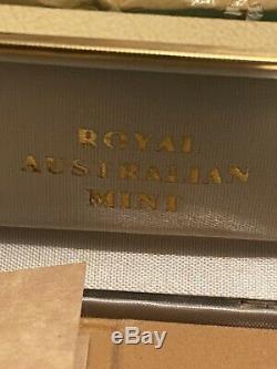 $200 Gold Australian Coin The Pride Of Australia 1991 Emu Royal Australian Mint