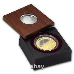 2010 1 oz Proof Gold Treasures of Australia Locket Coin SKU#151574