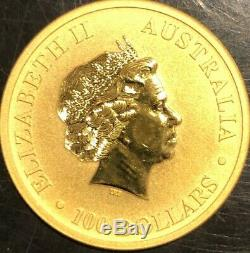 2012 Australian Kangaroo 1oz Gold Coin