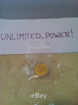 2013 1/2 oz Gold Lunar Snake Perth Mint