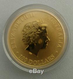2013 1 oz Gold Australian Kangaroo Coin (No Reserve)