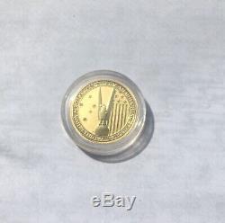 2013 Australia 1/10 oz Gold $15 War in the Pacific in Mint Cap BU