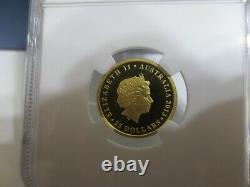 2013 P Australia Sydney Opera House $25 Gold NGC PF70UC First 250 Minted