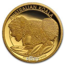 2014 Australia 2 oz Gold Koala PF-69 NGC SKU#168262