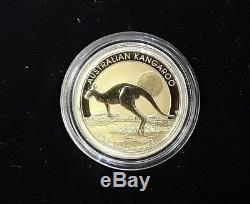 2015 1/10 oz Gold Australia Kangaroo