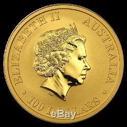 2015 Australia 1 oz Gold Kangaroo BU SKU #84461
