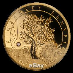 2015 Australia 2 oz Gold Kimberley Sunset PF-70 (HR) SKU#192950