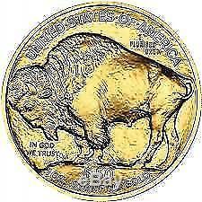 2015 buffallo 2 × 50 Dollar 1oz gold coin