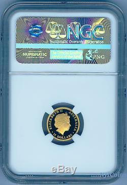 2016 Australian Koala 1/10 Oz $15 Gold Proof Coin Ngc Pf69 Australia 1500mintage