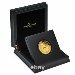 2017 $500 2oz Gold Proof Pink Argyle Diamond Edition Perth Mint Coin
