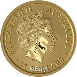2018 1/10th Ounce Fine. 9999 Gold Australian Wedge Tail Eagle Bullion Coin