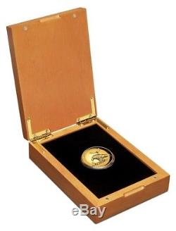 2018 $200 Australian Wedge-Tailed Eagle 2oz Gold Proof High Relief coin Perth