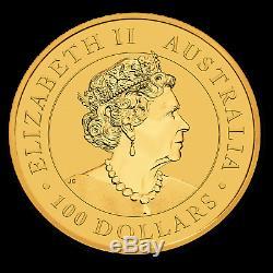 2019 Australia 1 oz Gold Emu BU SKU#187335