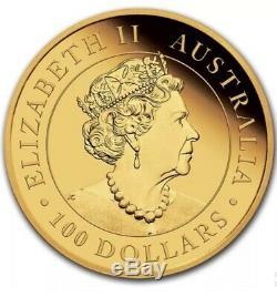 2020 Australia 1 oz Gold Dragon 70 PCGS (FS) 188 Minted Box & COA PRESALE (Aug)