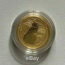 2020 Australian Kookaburra 30th Anniversary 1/10oz Gold Bullion Coin