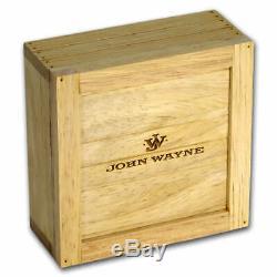 2020 Tuvalu 1/4 oz Gold John Wayne Proof SKU#201365