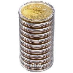 2021 1/4 oz Gold Lunar Year of the Ox Coin. 9999 Fine BU Royal Australian Mint