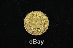 20 Drachmai Gold 1833