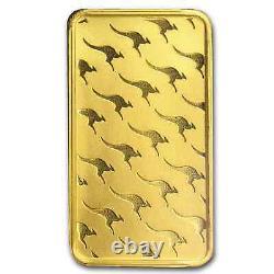 20 gram Gold Bar Perth Mint (In Assay) SKU #57161