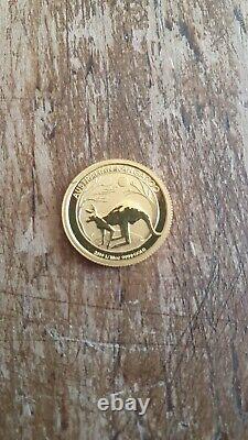 24ct Gold coin Australian Nugget 2019