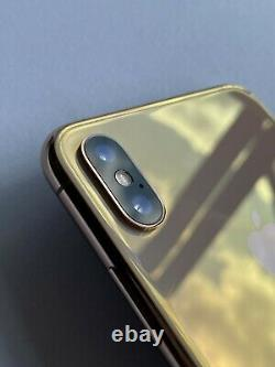 AS NEW // Apple iPhone XS Max 256 GB Gold (Unlocked) A2101 (GSM) (AU Stock)
