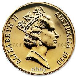 Australia 1990 Platypus $200 Gold Coin SKU# 7549