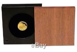 Australia 2016 Proof Koala $15 1/10oz. 9999 Pure Gold coin 1500 mintage with OGP