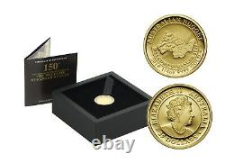 Australia, 25 Dollars, 2019, 1/4 oz 999 Gold, The Welcome Stranger Nugget, proof