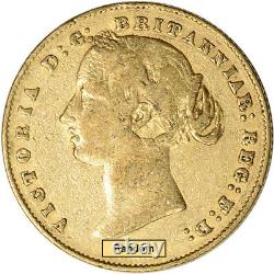 Australia Gold Sydney S Sovereign. 2354 oz Victoria Wreath Head Avg Random Date