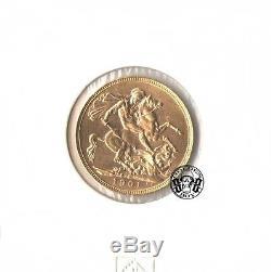 Australia Sovereign 1901 (Perth Mint) QV. UNC