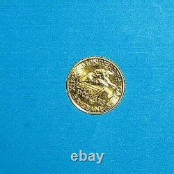 Australian 1982 200 Dollar Gold Coin Commenwealth Games Uncirculated Nice