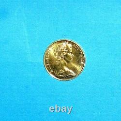 Australian 1983 200 Dollar Gold Coin Koala Uncirculated Nice