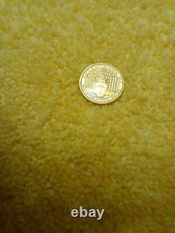 Australian Battle of The Coral Sea 10th oz Gold Coin