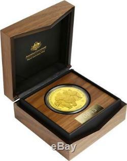 Australien 500 Dollar 2016 Koala (2.) Australian Fabulous Four 5 Oz Gold PP